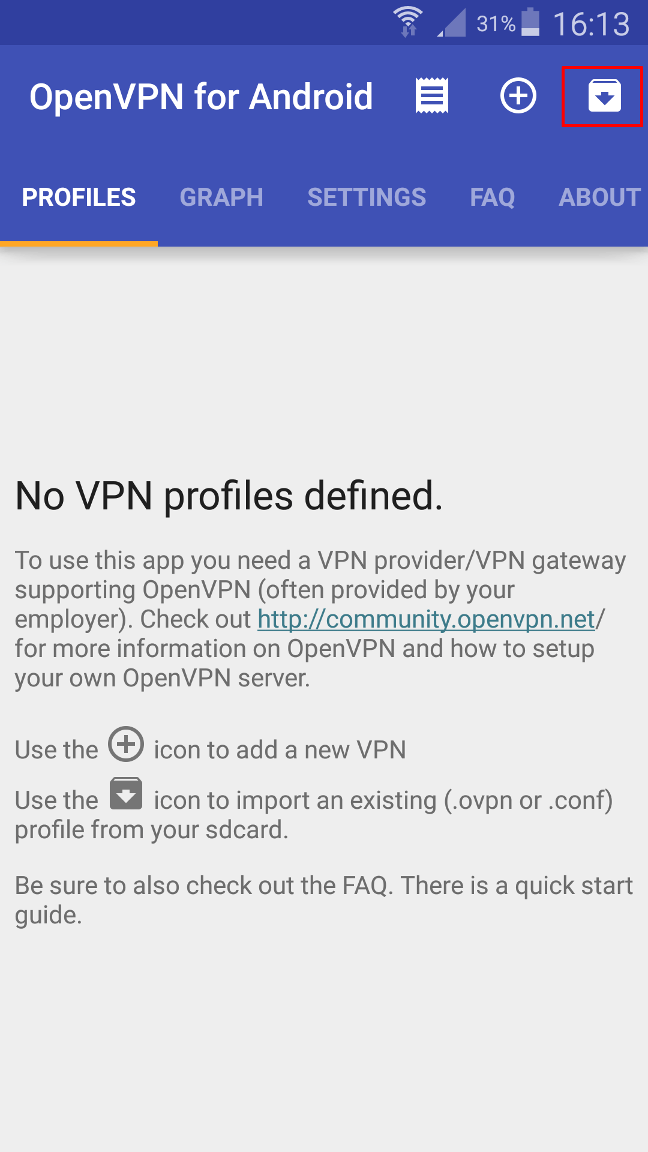 android-openvpn-for-android-import