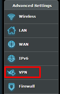 asus-OpenVPN